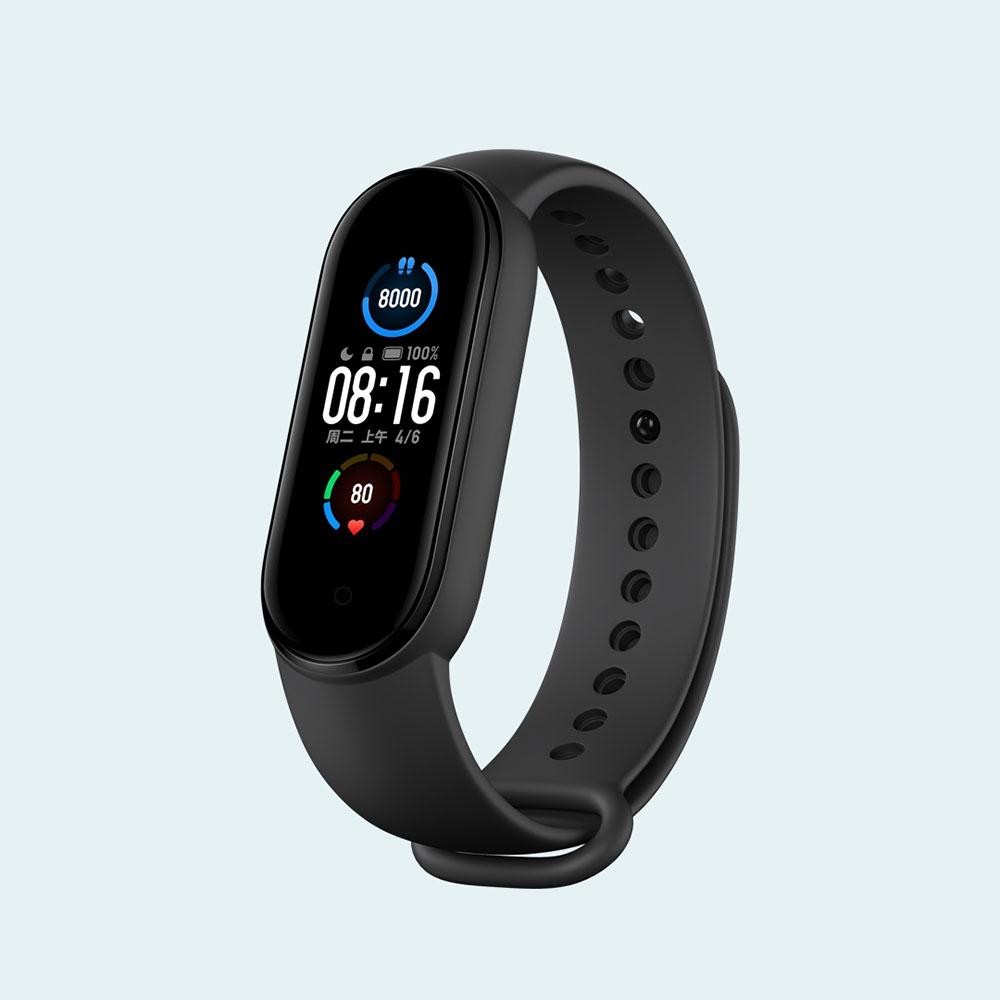Xiaomi Mi Band 5 Bracelet 1.1' Screen Fitness Tracker Global Version $29 + FS