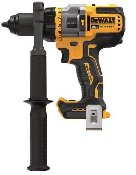 DeWalt DCD999B 20-Volt MAX Lithium Ion Cordless Brushless 1/2 in. Hammer Drill/Driver for $129.99