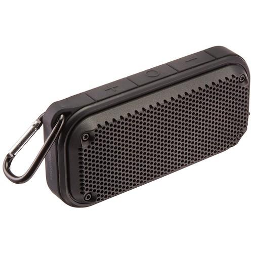 AmazonBasics Shockproof and Waterproof Bluetooth Wireless Speaker $12.14  at amazon.com