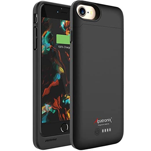 iPhone 7 Battery Case, 4.7-inch 3200mAh Slim Rechargeable Extended Protective Portable Charging Case for $29.95 shipped @Amazon.com