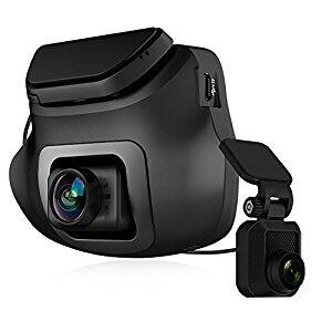 Z-EDGE S3 Dual Dash Cam - Ultra HD 1440P Front & 1080P Rear w/G-Sensor, WDR, 16GB card included $120 AC + FS @Amazon