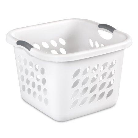 Sterilite 1.5bu Square Ultra Laundry Basket $8.48 AC @walmart