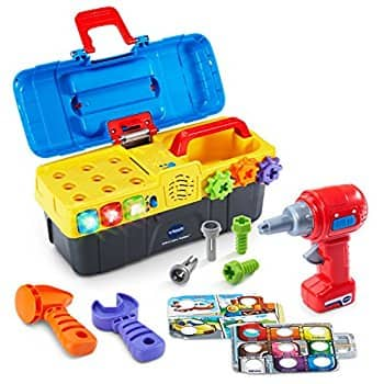 VTech Drill and Learn Toolbox - $16.14 FS w/ Prime