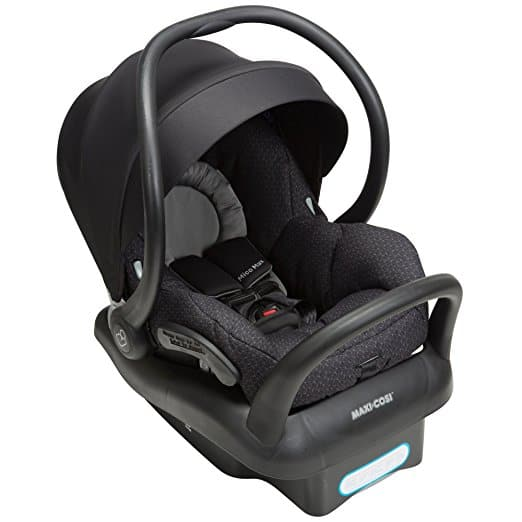 Deal of the Day: Maxi-Cosi Mico Max 30 Infant Car Seat, Black Crystal - $162.49 FS @ Amazon