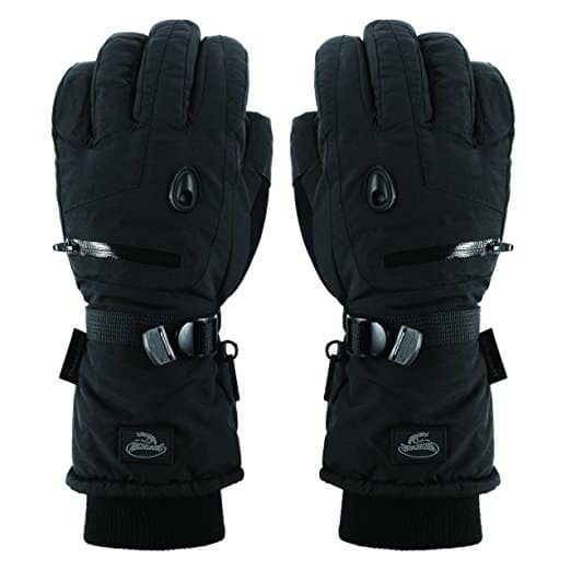 HighLoong Men Waterproof Thinsulate Winter Warm Gloves - from $3.59 FS w/Prime at Amazon