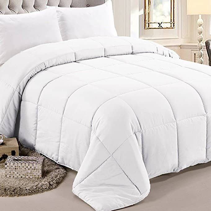 NTBAY Down Alternative Comforter All Season Duvet Insert (Various Colors) from $23.99 @Amazon