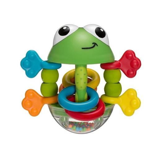 Add-on Item: Infantino Flip Flop Frog Rattle for $3.22