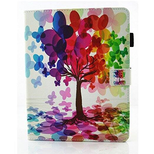 iPad case for ipad 2 ipad 3 ipad 4 Color Painting Smart case cover stand  $7.8AC + FS  @ Amazon