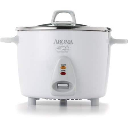 Aroma Professional 14 Cup Simply Stainless Pot Style Rice Cooker -$36.99 +FS