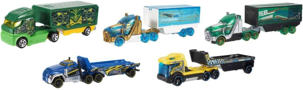 Hot Wheels Track Stars (Styles May Vary) $1.99 @Best buy