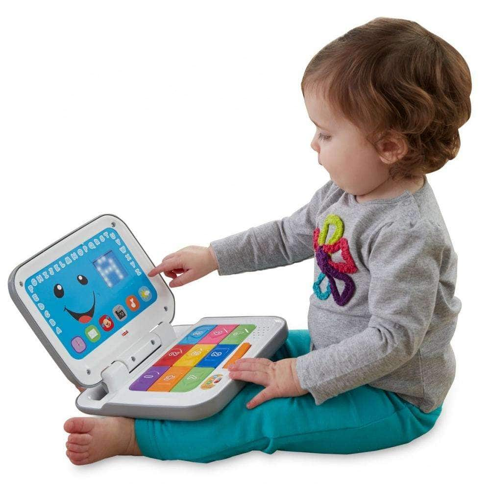 Fisher-Price Laugh & Learn Smart Stages Laptop for $9.56 @Walmart