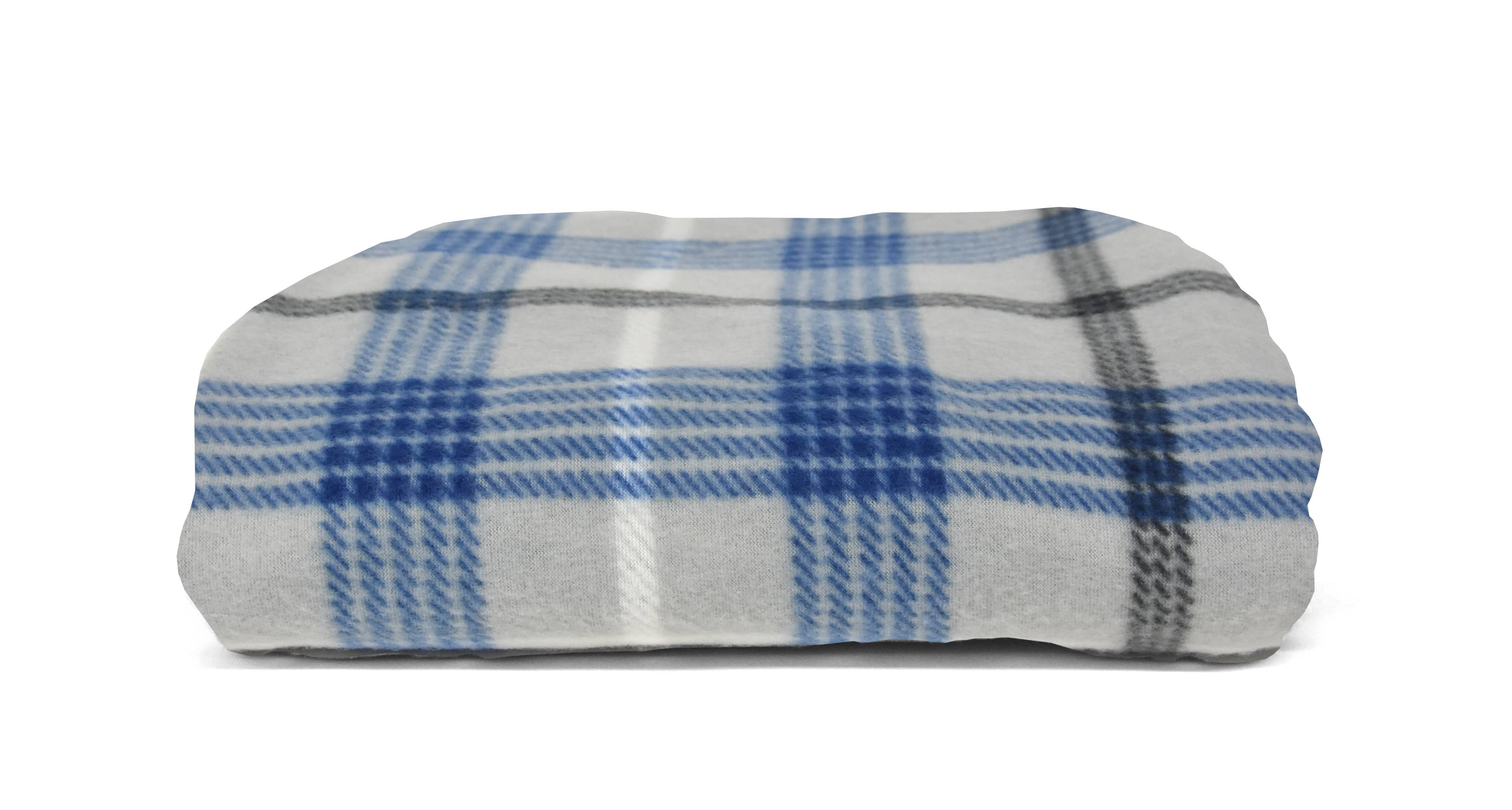 "50"" X 60""  Mainstays Fleece Plush Throw Blanket $2.50 + Free in-store Pickup."