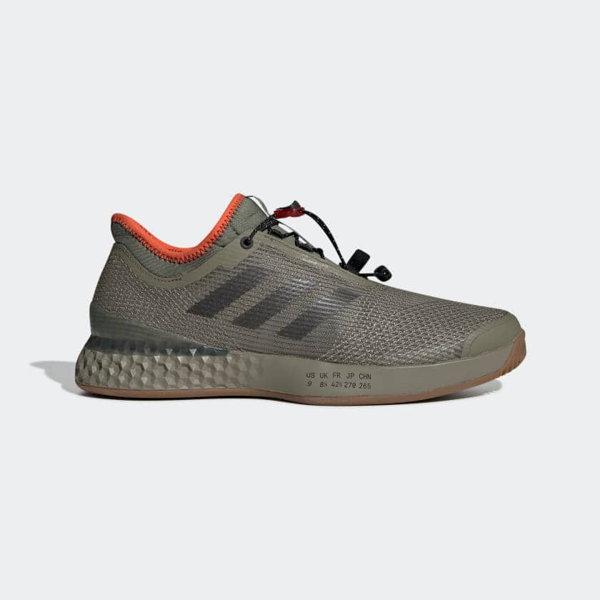 adidas Adizero Ubersonic 3 Citified Shoes Men's $52.50 + tax (free S&H) adidas ebay store