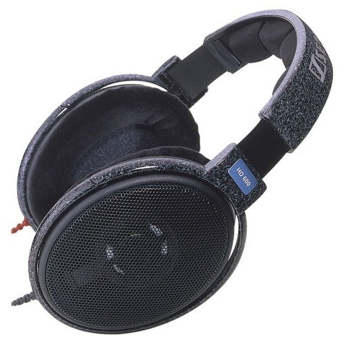 Sennheiser HD 600 Open Back Professional Headphone |$228.80 with Amazon Store Card
