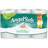 36 Mega Rolls Angel Soft Toilet Paper 15% S&S $20.78 or 5% S&S $23.98 @Amazon