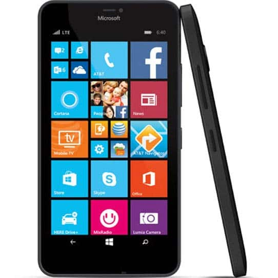 AT&T Lumia 640 GoPhone Prepaid Windows $24.96 at Frys *In-Store Pick-Up Only*