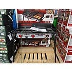 Camp Chef Denali 3 Burner Stove with Griddle and Carry Bag $99.97 COSTCO YMMV