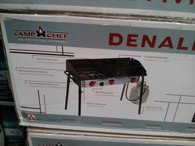 Camp Chef Denali 3X Camping Stove Closeout $99.97 @ Costco YMMV