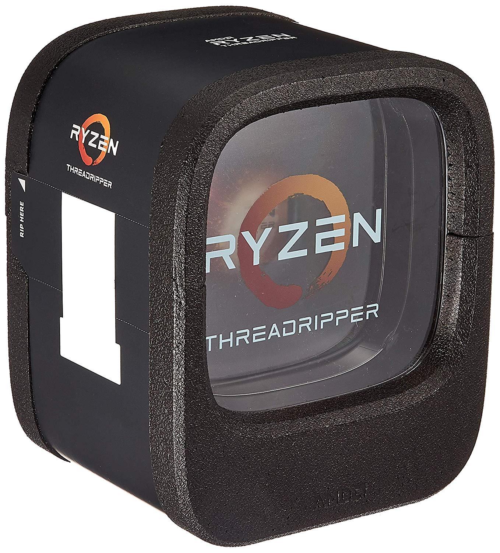 AMD Ryzen Threadripper 1950X (16-core/32-thread) Desktop Processor (YD195XA8AEWOF) $585
