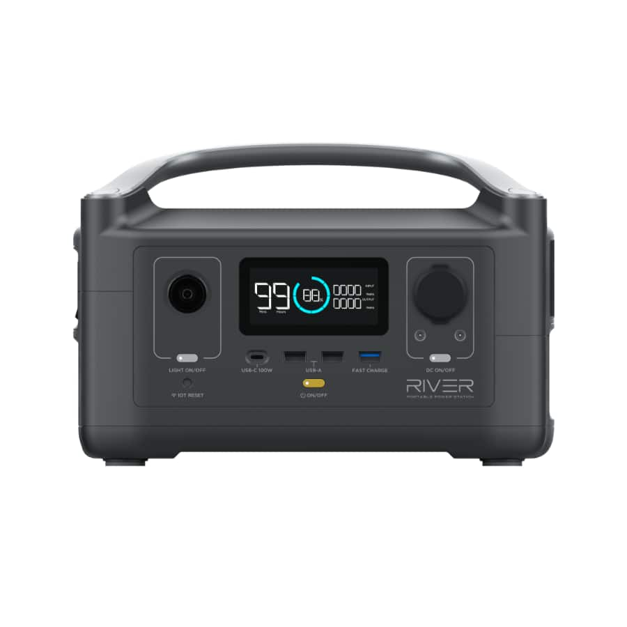 Ecoflow River 600 $299AR incl free shipping $298.98 or $499 with battery expansion