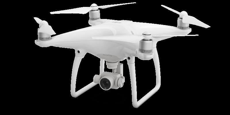 DJI Phantom 4 Quadcopter 4k Video Camera Drone $639.99