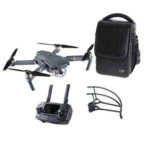DJI Mavic Pro Aerial Camera Drone Bundle w/ Shoulder bag & Prop guard $769.99