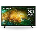"""75"""" Sony XBR75X800H 4K Ultra HD Android Smart TV $998 + Free Shipping"""