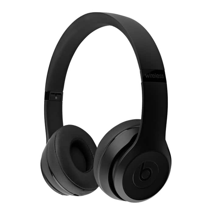 Beats By Dr. Dre Solo 3 Wireless On-Ear Headphones for $160 w/ free shipping on Tanga
