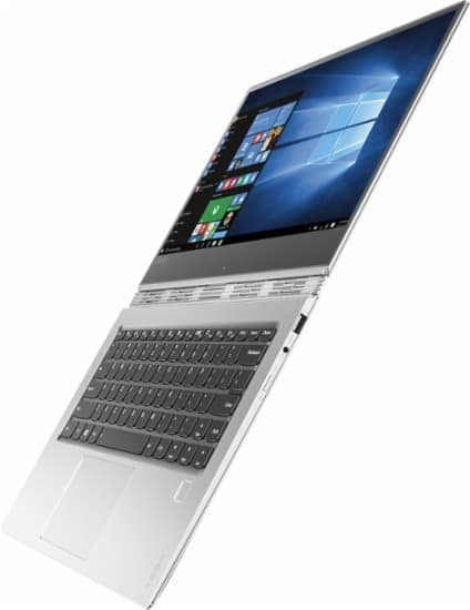 """Lenovo - Yoga 910 with Glass Lid 2-in-1 14"""" 4K Ultra HD Touch-Screen Laptop - Intel Core i7 - 16GB Memory - 512GB SSD - Silver (Special Edition) FREE 2 DAY SHIPPING  1299.99 + tax"""