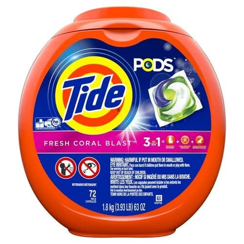 Laundry Detergent Markdowns at Lowes YMMV, starting at $3.49