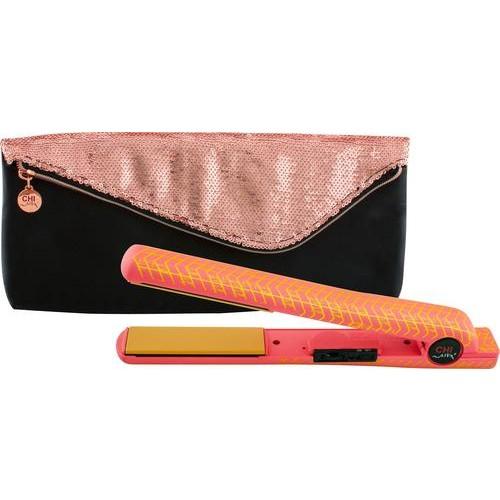 CHI - Classic CA2259 Tourmaline Ceramic Hair Straightener - Shining chevron @ Best Buy $49