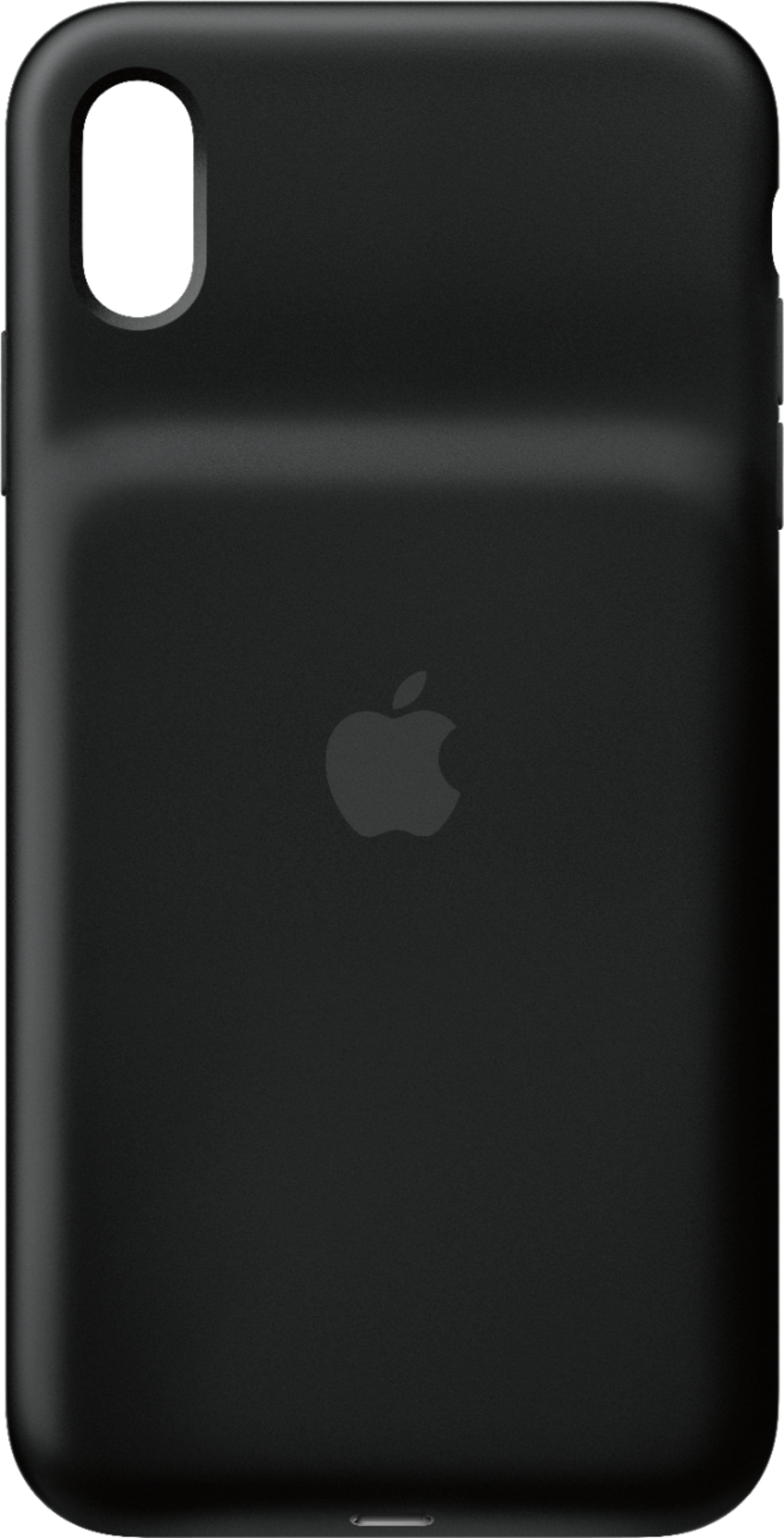 Apple iPhone XS Max Smart Battery Case Black (Only) - Best Buy for $103.99
