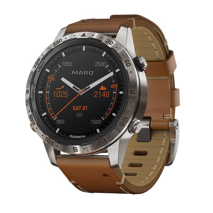 Garmin Marq Expedition Golf Watch - $1399.99 - $400 = $999.99
