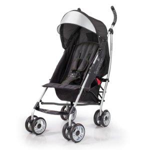 Summer Infant 3Dlite Convenience Stroller, Black $50 (Prime members)