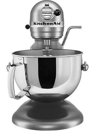 KitchenAid Pro 5 Plus Mixer KV25GOXSL, 450W, $175 shipped with code SHOPUSAGAIN, no taxes in most states