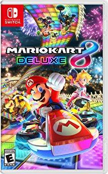 $47.99 Mario Kart 8 Deluxe - Nintendo Switch 20% discount on pre-order