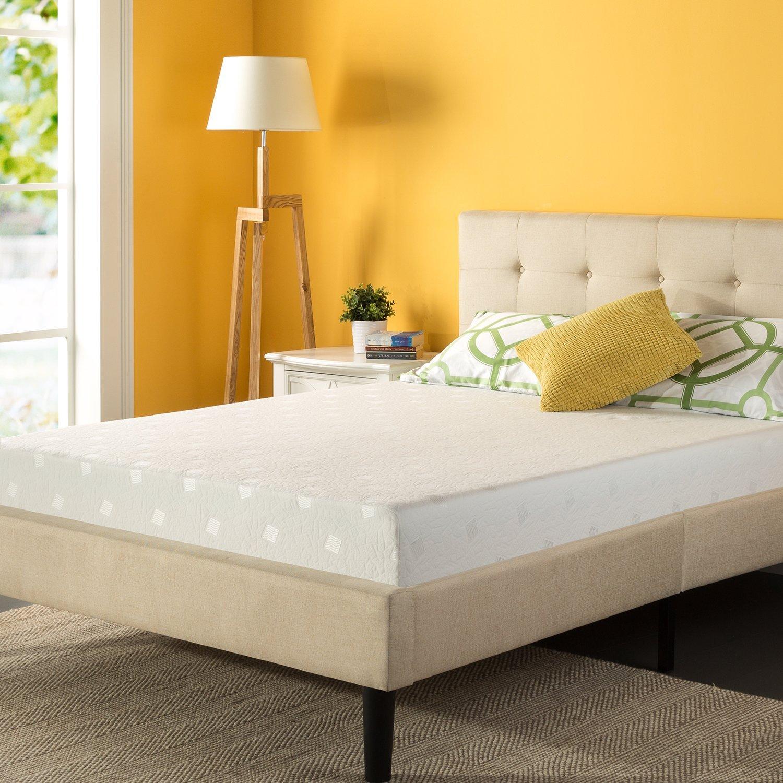 King 8 Inch Memory Foam Mattress Sleep Revolution Zinus 89 99 With Free Shipping