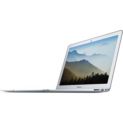 """Apple MacBook Air 13.3"""" Laptop, 128GB - MQD32LL/A - (June, 2017, Silver)"""
