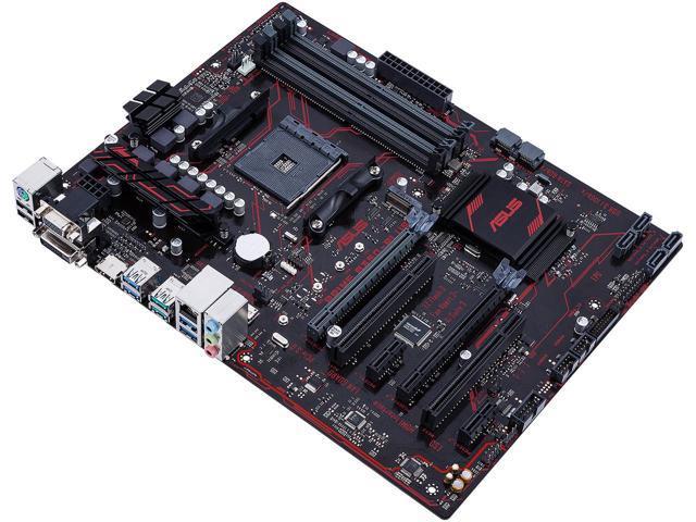 Asus prime b350-plus am4 amd $74.99 AC