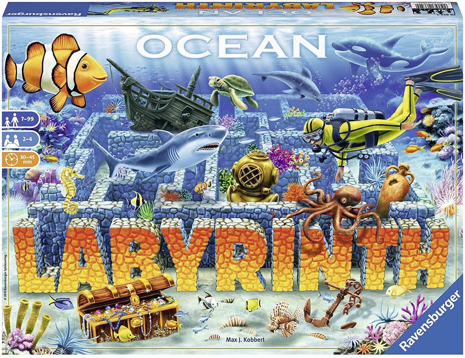 Ravensburger Ocean Labyrinth $19.99
