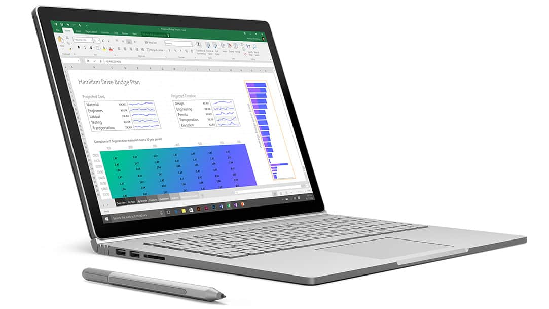 Microsoft Factory Recertified Surface Book w/ I7 Only $999.99 at Woot