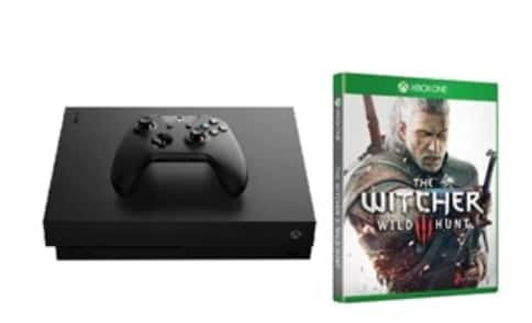 Dell: (Factory Recertified) Microsoft Xbox One with Witcher Wild Hunt III for $229.98. Free Shipping.
