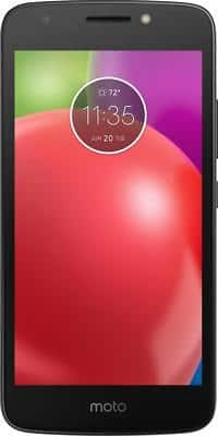 Verizon Prepaid Motorola Moto E4 4G with 16GB Memory Prepaid Cell Phone - Black $60 + Free Shipping @ Best Buy & Ebay