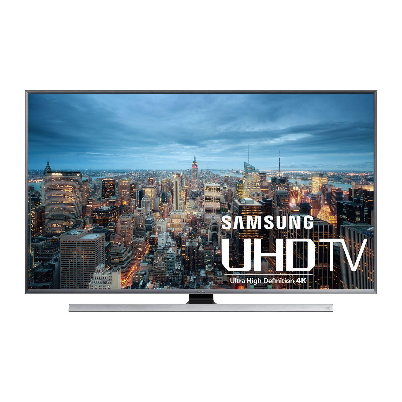 """Samsung 60"""" Class UHD 4K Smart TV - UN60JU7090 $1,098.81+tax Free SHIPPING"""