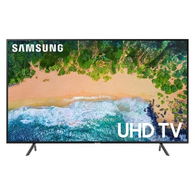 "Samsung 55"" Smart UHD TV - Black (UN55NU7100) $299 at Target YMMV"