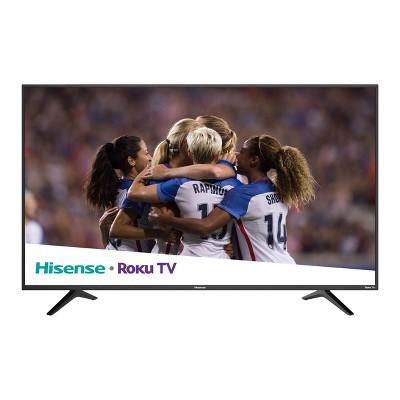 Hisense 55 4K UHD Smart TV 55R6040E  $249 at Target  YMMV