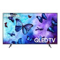 "Samsung QN65Q65FNFXZA 65"" Class (64.5"" Diag.) 4k Ultra HD Smart QLED TV - Refurbished - $699.99(YMMV)"