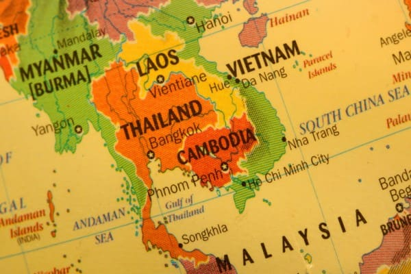 Flight: Los Angeles to Southeast ASIA Round Trip $355