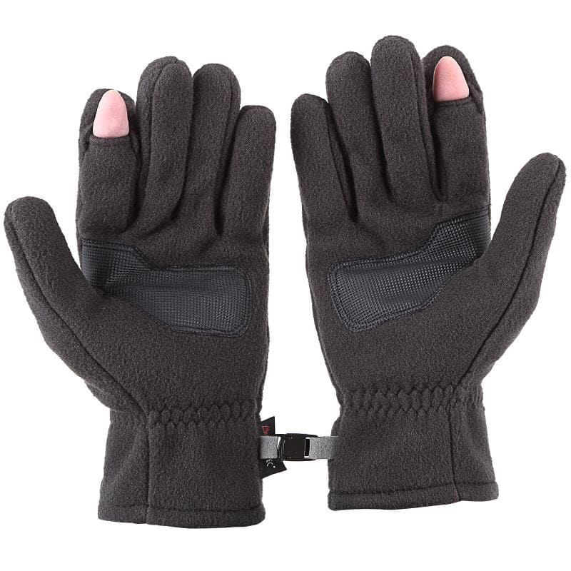 Metog Men's or Women's Fleece Touch Gloves $4.8