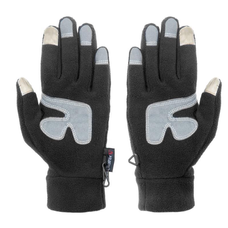 Touch Screen Fleece Gloves for Men/Women (various colors)